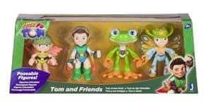 Набор фигурок из мультфильма Три Фу Том (Tree Fu Tom)