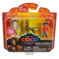 Набор фигурок № 3 из мультфильма Тайна Коко (Coco)