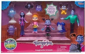 Набор фигурок Фантастические друзья Удивительной Ви (Vampirina Fangtastic Friends) купить в Москве