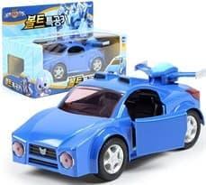 Фигурка Вольт Робот Мини-машинка Минифорс (Miniforce Volt minicar)