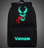 Рюкзак Веном (Venom) светящийся купить в России с доставкой