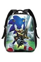 Школьный рюкзак с жесткой спинкой Соник с мечом (Sonic) купить