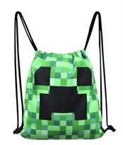 Рюкзак мешок Крипер Майнкрафт (Minecraft) купить