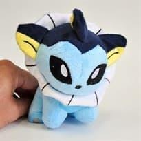 Мягкая игрушка Покемон Вапореон (Vaporeon 16 см)
