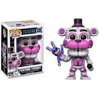 Фигурка Фантайм Фредди ФНАФ (Funtime Freddy Five Nights at Freddy's Exclusive Pop) №225