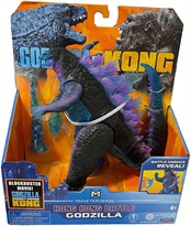 "Фигурка Годзилла ""Битва за Гонконг"" (MonsterVerse Godzilla vs. Kong 6"" Hong Kong Battle) купить"