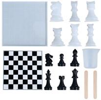 Форма для изготовления шахмат купить