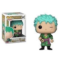 Фигурка Зорро Ван Пис (Roronoa Zoro Funko POP One Piece) №327 купить