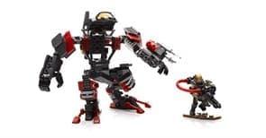Mega Construx Halo Циклоп Мусоросжигатель 162 детали (Incinerator Cyclops)