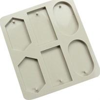 Силиконовая форма для мыла Геометрические фигуры