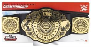 Пояс межконтинентального чемпиона WWE (Intercontinental Championship - WWE Toy Wrestling Belt) купить