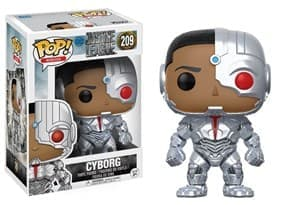 Фигурка Киборг (Cyborg) POP с фильма Лига Справедливости