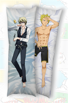 Подушка обнимашка дакимакура Санджи Ван пис (One Piece) 2 дизайна купить