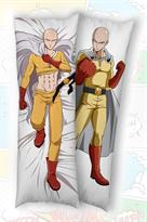 Подушка обнимашка дакимакура Сайтама Ванпанчмен 2 дизайна купить