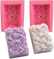 Форма для мыла розы купить в Москве