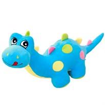 Мягкая игрушка Динозавр (Цвет Голубой) 20 см купить в Москве