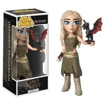 Фигурка Funko Rock Candy Daenerys Targaryen: Дейнерис с игры престолов