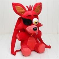 Рюкзак-игрушка Фокси с игры 5 ночей с Фредди
