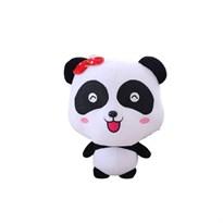 Плюшевая панда головастик 35 см купить в России