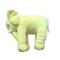 Мягкая Игрушка Подушка Слон (желтый) купить в России