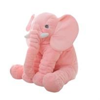 Мягкая Игрушка Подушка Слон (розовый) купить в России