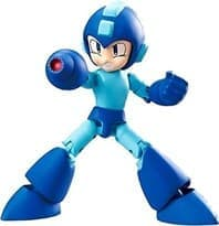 Подвижная игрушка Мегамен (Megaman) 10 см