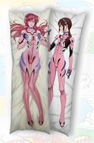 Подушка обнимашка дакимакура Мари Илластриэс Макинами Евангелион (Evangelion) 2 дизайна купить