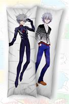 Подушка обнимашка дакимакура Каору Нагиса Евангелион (Evangelion) 2 дизайна купить