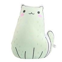 Мягкая игрушка подушка кот купить в России