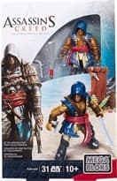 Конструктор Воин Адевале (Assassin's Creed Adewale Set) 31 деталь