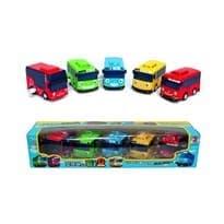 Тайо Маленький Автобус специальный набор из 5 игрушек купить в Москве