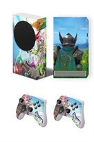 Набор наклеек Поиски Дракона (Dragon Quest) для приставки Xbox Series S купить