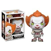 Фигурка Клоун Пеннивайз (Pennywise Clown) Funko Pop из фильма Оно № 472