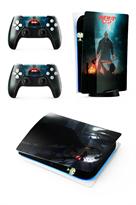 Набор наклеек Джейсон Пятница 13-е (Friday The 13th: The Game) для приставки Sony Playstation 5 купить