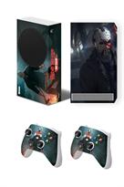 Набор наклеек Джейсон Пятница 13-е (Friday The 13th: The Game) для приставки Xbox Series S купить