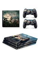 Набор наклеек Последняя фантазия (Final Fantasy) для приставки Sony Playstation 4 PRO купить