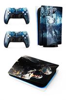 Набор наклеек Ведьмак 3: Дикая охота (The Witcher 3: Wild Hunt) для приставки Sony Playstation 5 купить