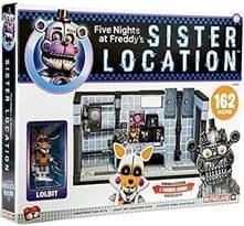 Конструктор (Эксклюзив) из игры Five Nights at Freddy 162 детали
