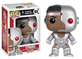 Фигурка Киборг Лига Справедливости (Cyborg Justice League POP) № 95 купить