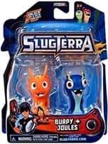 Набор с мини-фигурок Барпи и Джулс с мультфильма Слагтерра (Slugterra Mini Figure 2-Pack Burpy V1 & Joules)