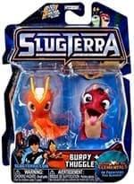 Набор с мини-фигурок Барпи и Суглет с мультфильма Слагтерра (Slugterra Mini Figure 2-Pack Burpy and Thugglet) с кодом для игры