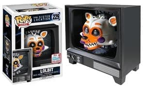 Фигурка Лолбит 5 ночей с Фредди (ФНАФ) Games Five Nights at Freddy's Sister Location LOLBIT POP