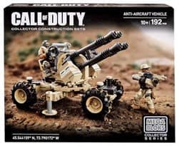 Call of Duty mega bloks Колл оф дьюти мега блокс 192 детали