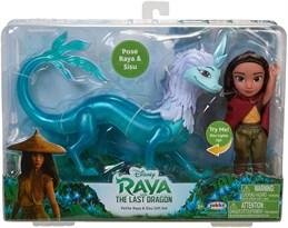 Набор фигурок Райя и последний дракон (Raya and the Last Dragon) купить