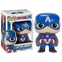 Фигурка Капитан Америка (Captain America 3) из фильма Капитан Америка: Противостояние PoP купить в Москве