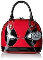 Женская сумка Дедпул (Marvel Deadpool Eyes Mini Dome)