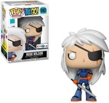 Фигурка Роуз Вилсон (Funko Pop TV: Teen Titans Go-Rose Wilson Collectible Toy) купить