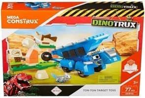 Конструктор dinotrux mega construx Тон-Тон (Ton-Ton) из мультфильма Динотракс