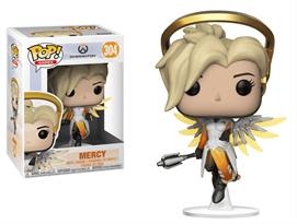 Фигурка Мерси милосердие Овервотч (Mercy Overwatch Pop) № 304