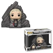 Фигурка Дейнерис на троне в Драконьем камне (Daenerys on Dragonstone Throne) из сериала Игра Престолов № 63